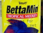 Tetra BettaMin Fish Food