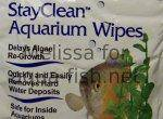 Aquarium wipes