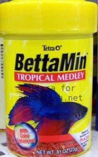Tetra BettaMin picture