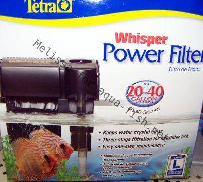 Tetra whisper aquarium filter, picture 2