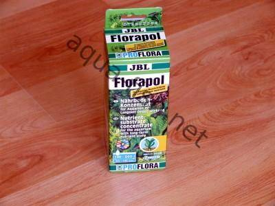Aquarium plants fertilizer, Florapol from JBL, picture 1