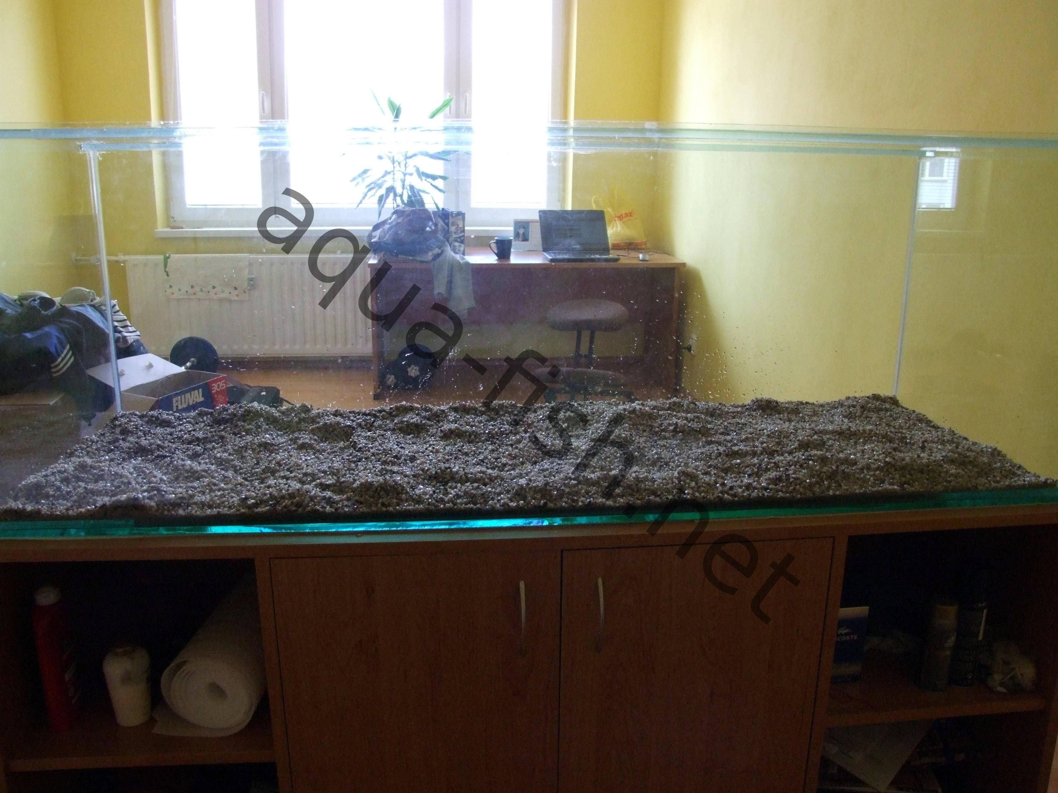 Fish tank volume calculator inches - Aquarium Substrate Picture 2