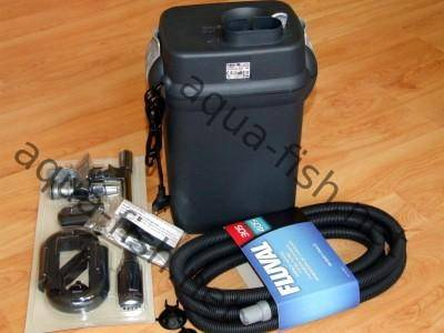Fluval 305 external aquarium filter, picture 2