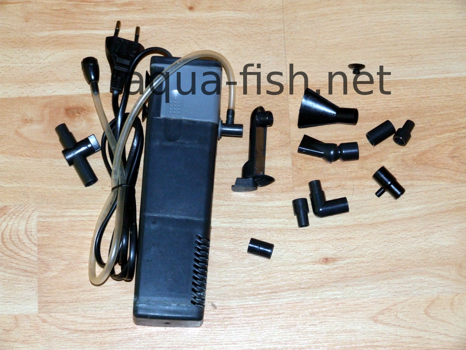 Aquarium fish tank external filter ef 1 1000l h - Internal Aquarium Filter Resized Image 1