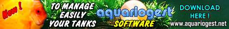 Freshwater and saltwater aquarium software - AquarioGest